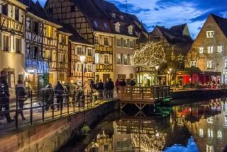 Colmar et son marché de Noël