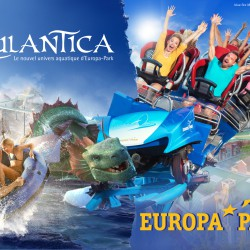 WEEK-END COMBINE EUROPA-PARK & RULANTICA (ALLEMAGNE)