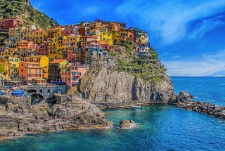 LES CINQ TERRES (ITALIE)