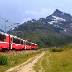 LA SUISSE & SES TRAINS
