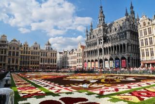 BRUXELLES & LA BELGIQUE